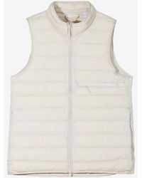 adidas Classic Light Down Liner Vest - White
