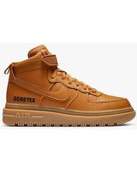 Nike Air Force 1 Gtx Boot - Brown