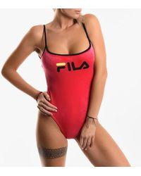 Fila Leya Bodysuit 684457 V27 - Pink