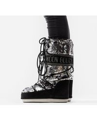 Moon Boot Classic Disco 14025200 001 - Black