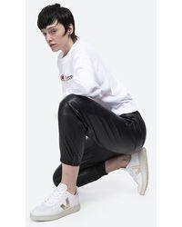 Champion Crewneck Sweatshirt 112640 Ww001 - White