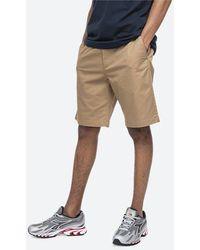 WOOD WOOD Shorts Jonathan Light Twill Shorts 20005206-5251 Khaki - Natural