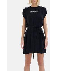 Iceberg Dress 20ei2p0h0116305-9000 - Black