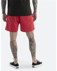 Norse Projects Hauge Swim Shorts N35-0256 7521 - Rot