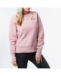 Champion Crewneck 112187 Ps124 - Pink