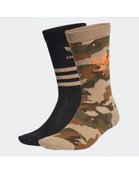adidas Originals Camo Crew Sock Gd3567 - Multicolour