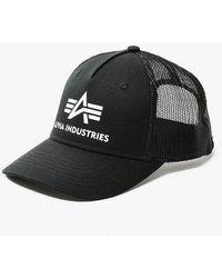 Alpha Industries Hat - Black