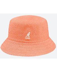 Kangol Bermuda Bucket K3050st Peach Pink