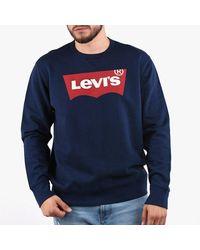 Levi's Graphic Crew 17895-0081 - Blue