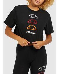 Ellesse T-shirt Deway T-shirt SGG09814 Black