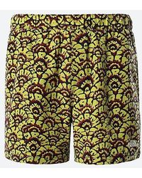 The North Face Class V Pull On Short Nf0a5a5x05q - Yellow