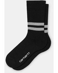 Carhartt WIP Flect Socks I028171 Black/reflective Grey
