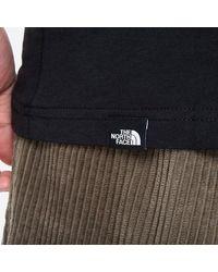 The North Face T-shirt Black Box Tank Top Nf0a557jjk3