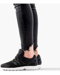 adidas Originals Women's Shoes Adidas Zx Flux K M21294 - Black