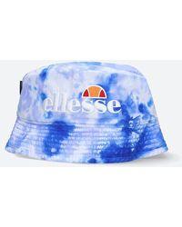 Ellesse Hat Hallan Bucket Hat Saia1878 Blue Tie Dye