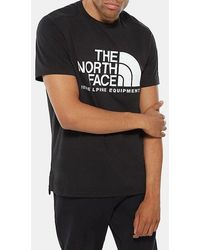 The North Face S/s Fine Alpine 2 Nf0a4m6njk3 - Black