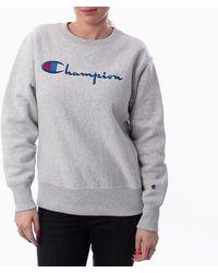 Champion Crewneck 113152 Em004 - Grey