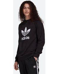 adidas Originals Trefoil Crew H06651 - Black