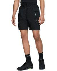 Nike Sportswear Cargoshorts - Schwarz