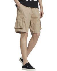 adidas Originals Adiplore Cargo Shorts - Natur
