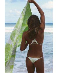 Acacia Swimwear - 2018 Fins Bottom In Neon Magnolia - Lyst