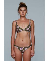 Acacia Swimwear - 2018 Geneva Top In Capsule Aloha - Lyst