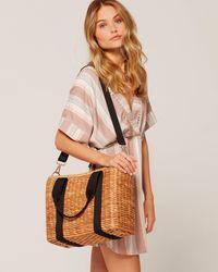 L*Space Cameron Cooler Bag - Natural