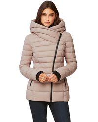 SOIA & KYO Womens Jacinda-n Ladies Jacket - Natural