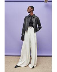 Solace London - Maree Trouser Cream - Lyst