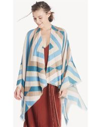 Sole Society - Lightweight Geo Print Kimono - Lyst