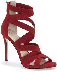 Jessica Simpson Jyra Sandal - Red