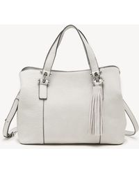 Sole Society - March Satchel Faux Leather Satchel - Lyst