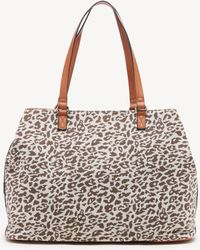 Sole Society - Millie Tote Fabric Tote - Lyst