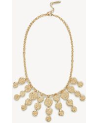 "Sole Society - 18"" Drama Necklace - Lyst"