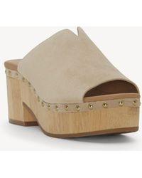 Lucky Brand - Simbrenna Platform Sandal - Lyst