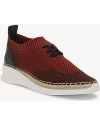 1945a324b59958 Lyst - Vince Camuto  Banner  Slip-On Sneaker in Metallic