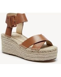 Sole Society - Audrina Flatform Espadrille - Lyst