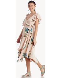 Astr Yessenia Dress - Multicolor