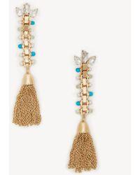 Sole Society - Linear Earrings - Lyst
