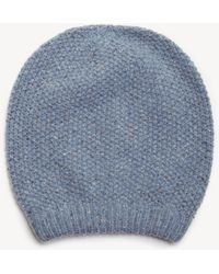 08ea0f3938d Lyst - Sole Society Slouchy Wool Beanie in Gray