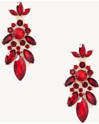 Sole Society - Oversize Statement Earring - Lyst