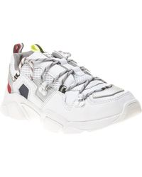 Tommy Hilfiger Chunky Hiking Trainers - White
