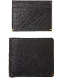 BOSS Orange - Leather Gift Set - Lyst