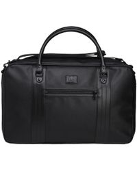 Fred Perry - Saffiano Holdall - Lyst