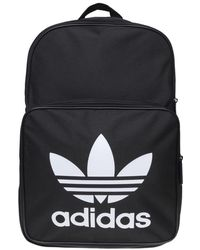 adidas Originals Classic Trefoil Backpack in Blue for Men - Lyst a8e3aa50842f8