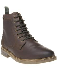 Barbour - Byker Boots - Lyst