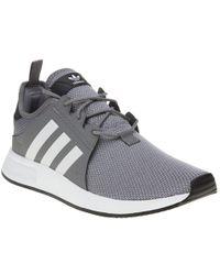 0ed21c6986c5 Adidas X plr Mesh Trainers in Black for Men - Lyst