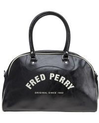 Fred Perry - Vintage Holdall - Lyst