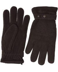 Timberland - Rib Knit Gloves - Lyst