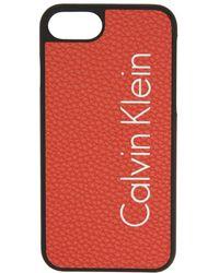Calvin Klein - Iphone 6/7 Mobile Phone Case - Lyst